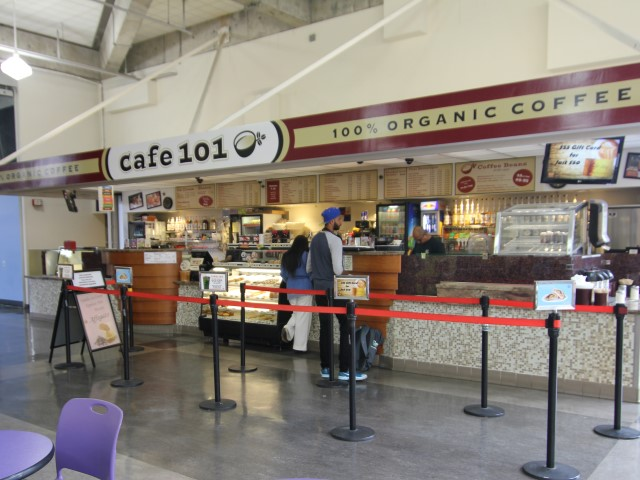 photo of Cafe 101