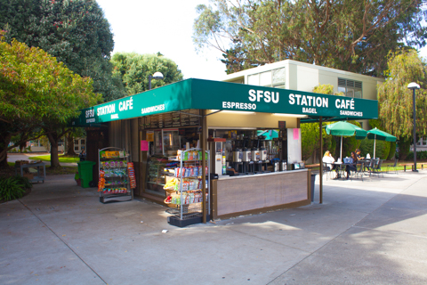 photo of Station Cafe