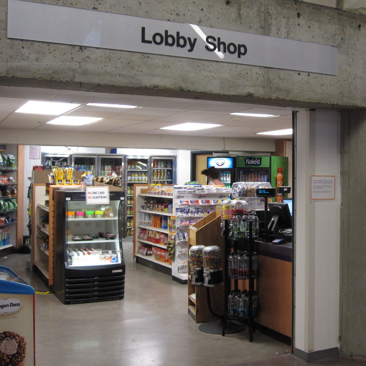 Photo of Lobby Shop storefront